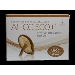 Symactive - AHCC 500+ en 60 capsules